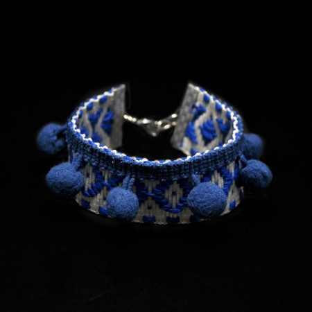 Handmade ethnic bracelet, we can also put in leg