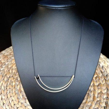 Handmade minimal style pendant.