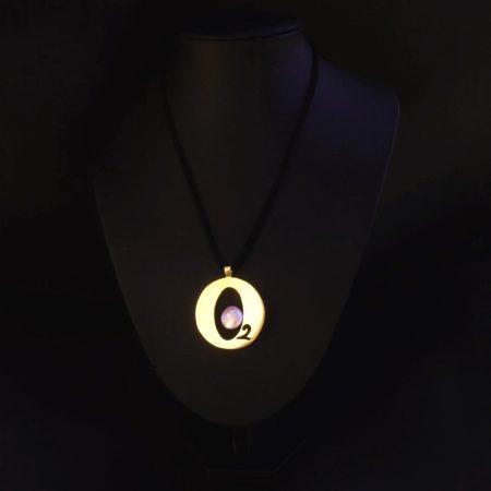 """Oxygen"" Handmade lucky  Charm for 2020!"